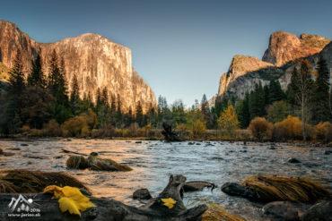 Národné parky USA – Yosemite National Park