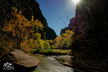 Národné parky USA – Zion National Park