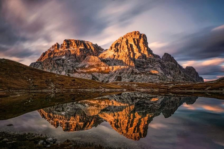 Jesenné Dolomity, 2.časť