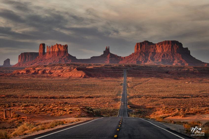 Národné parky USA – Monument Valley