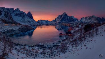 Nórske Lofoty – časť tretia …