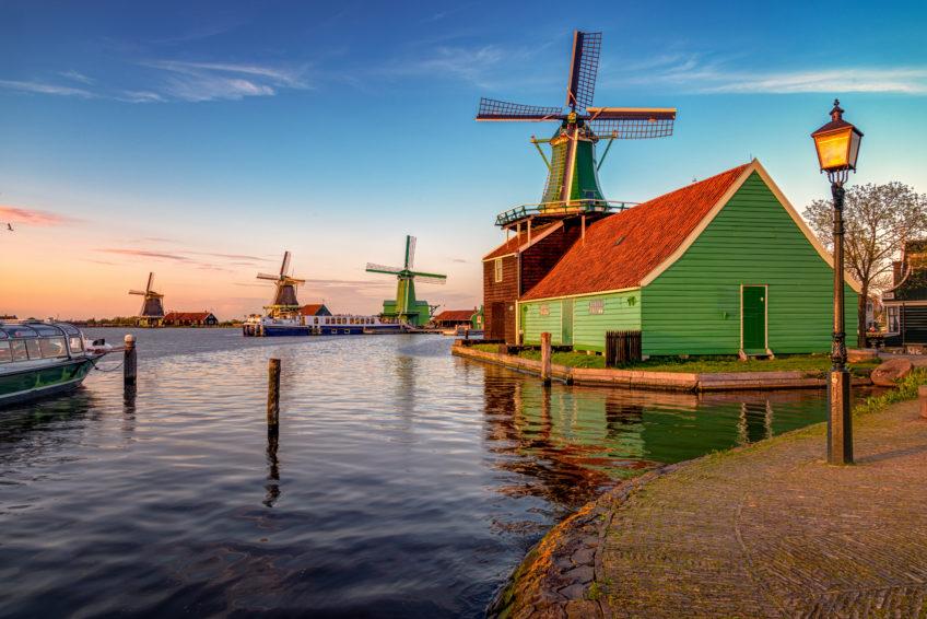 Holandsko, 2.časť