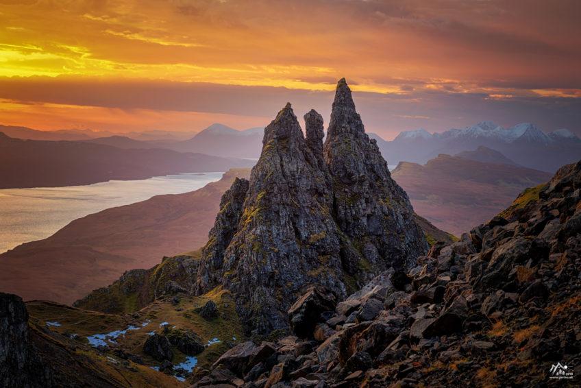 Škótsko, 3.časť
