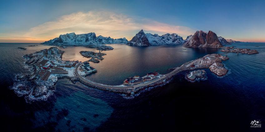 Nórske Lofoty – časť druhá …