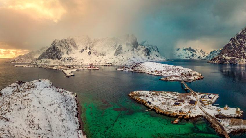 Nórske Lofoty – časť piata …