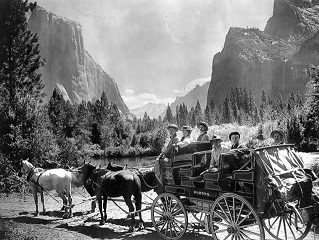 Yosemite-carriage